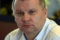 Předseda Rady České televize René Kühn (na archivním snímku z 21. května 2014).