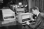 Rádio značky Tesla - Ilustrační foto