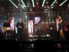 Hudební skupina U2.