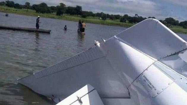 V Súdánu havarovalo malé dopravní letadlo