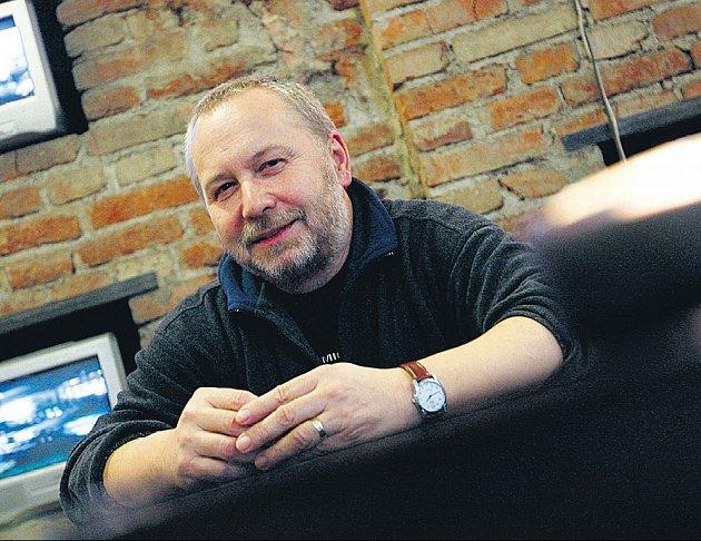 Pan trikař. Boris Masník působí v jednom z největších postprodukčních studií ve střední Evropě UPP přes deset let. Počítačům se ale snaží nepodlehnout.