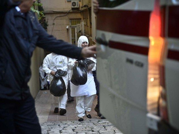 Maďarský konzulát v Istanbulu dnes obdržel balíček s podezřelým žlutým práškem. Ilustrační foto.