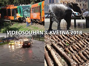 Videosouhrny Deníku – květen 2018