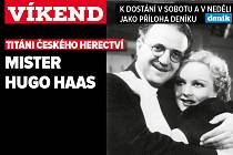Mister Hugo Haas. Poutání na magazín Víkend