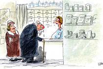 Něco levného proti chřipce? Dejte si padesát kliků, pane.