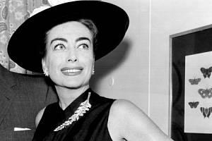 Joan Crawfordová.