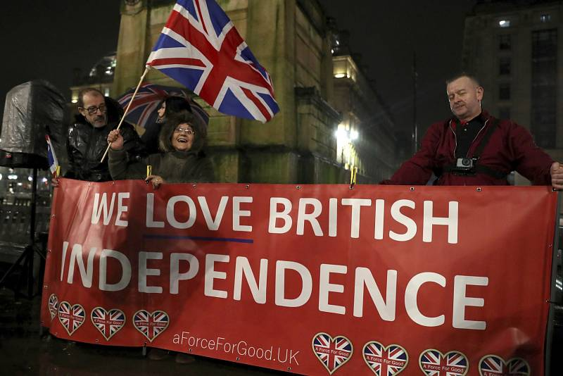 Spojené království Velké Británie a Severního Irska opustilo Evropskou unii.