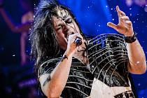 Josef Šutara, foto z metalové opery Sedm proti Thébám
