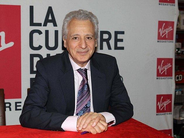 Francouzský expert na výživu Pierre Dukan.