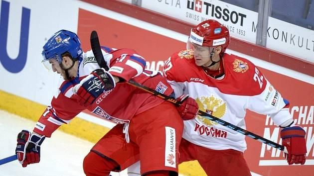 Česko - Rusko: Tomáš Filippi a Nikita Zajcev