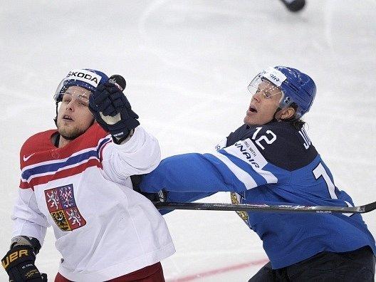 Česko - Finsko: Vladimír Sobotka a Olli Jokinen