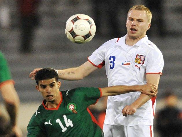 Česká republika uhrála v přátelském utkání proti Maroku bezbrankovou remízi.