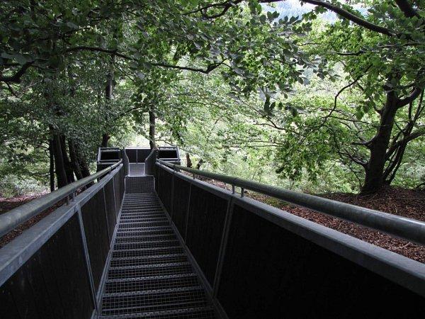 Hřebečské důlní stezky oslavily páté výročí