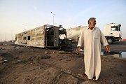 Útok v Iráku