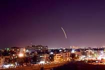 Izrael zaútočil na sklad zbraní u damašského letiště.