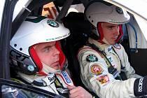Posádka Jan Kopecký - Filip Schovánek (vlevo) je minulostí.