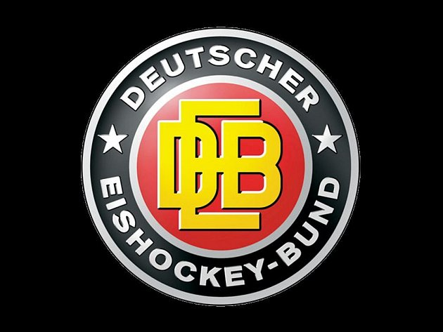Logo Německého hokejového svazu.