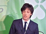 Předsedkyně Strany zelených Jana Drápalová.