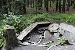 Kokotské rybníky, Nová Huť u Dýšiny