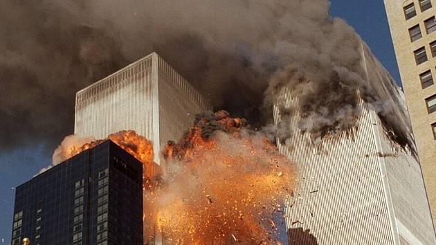 Náraz letadla do věže WTC