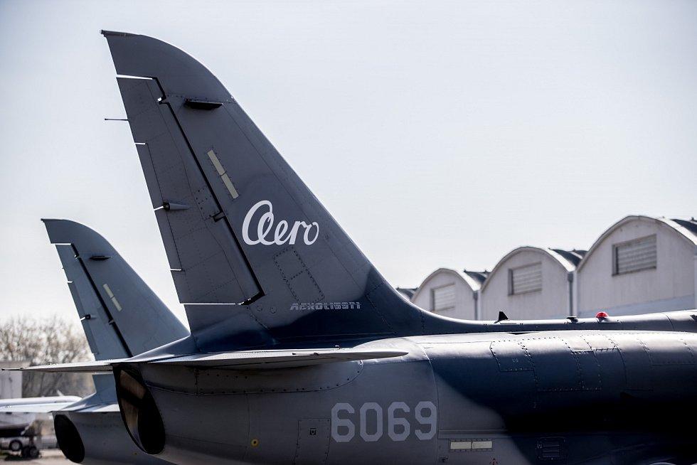 Nový letoun L-159 představila společnost Aero Vodochody - 4