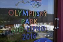 Olympijský park v Lipně nad Vltavou