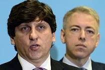 Ministr Chovanec jmenoval generálním ředitelem pošty Martina Elkána.