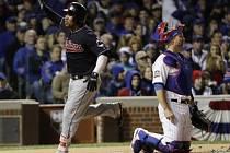 5. zápas Světové série: Chicago Cubs - Cleveland Indians 3:2