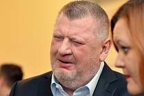 U Městského soudu v Praze zazněly 10. ledna závěrečné řeči v kauze vyzrazení utajované informace BIS. Mezi obžalovanými je podnikatel Ivo Rittig (na snímku) a někdejší šéfka premiérova kabinetu Jana Nečasová, dříve Nagyová.