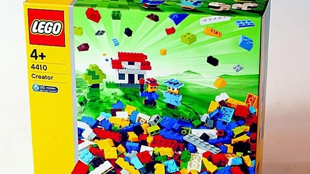 Sbírejte kupony a vyhrajte lego!