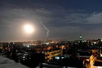 Izrael zaútočil na íránské cíle v Sýrii