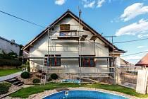 Rekonstrukce domu. Ilustrační snímek
