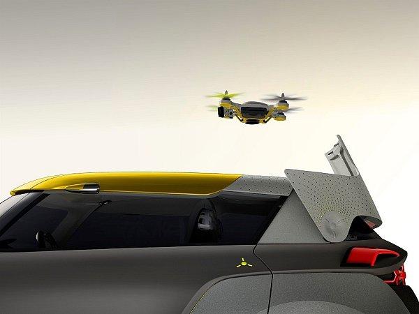 Koncept Renault KWID.