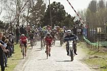 Slavný závod Paříž-Roubaix