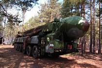 Rakety Topol patří k modernějším typům výzbroje ruské armády, jsou první, které byly vyvinuty po rozpadu SSSR.