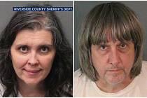 David a Louisa Turpinovi - Rodiče, kteří v americkém státě Kalifornie věznili své děti