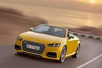Audi TTS Roadster.