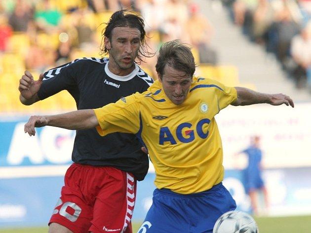 Teplice prohráli v Poháru Intertoto s Honvédem Budapešť.
