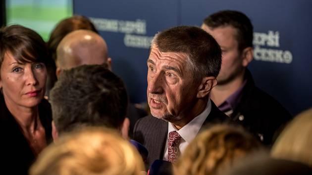 Krajské a senátní volby, 7.-9. 10. 2016