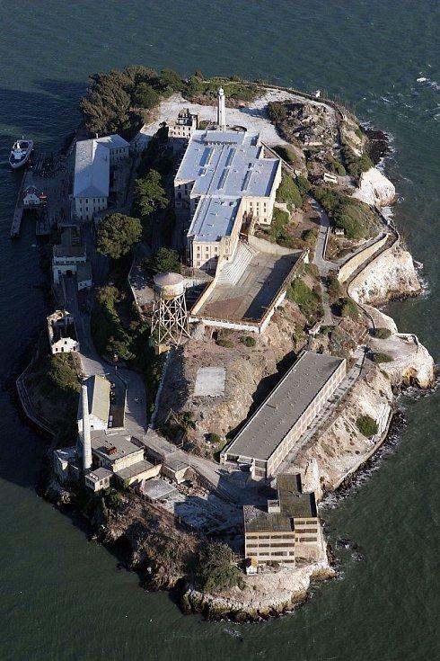 Pevnost Alcatraz