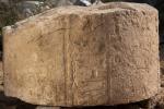 Úlomky vápencových desek podle ministerstva památek pocházejí z 12. a 20. dynastie.