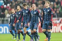 Nečekaný obrázek. Bayern Mnichov musel přijmout porážku