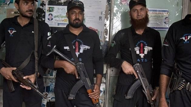 Utkání v Karáčí