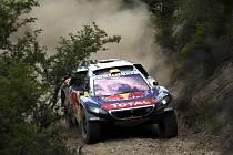 Dvanáctá etapa Rallye Dakar: Stephane Peterhansel
