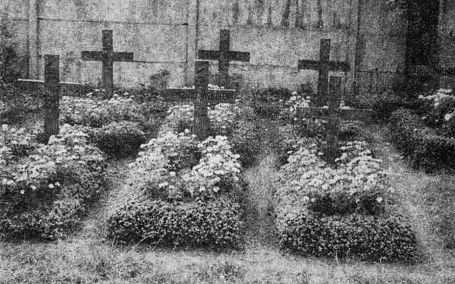 Hřbitov v Przyszowicích