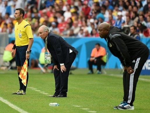 Argentina - Nigérie: Oba trenéři a jejich postoj - Alejandro Sabella a Stephen Keshi