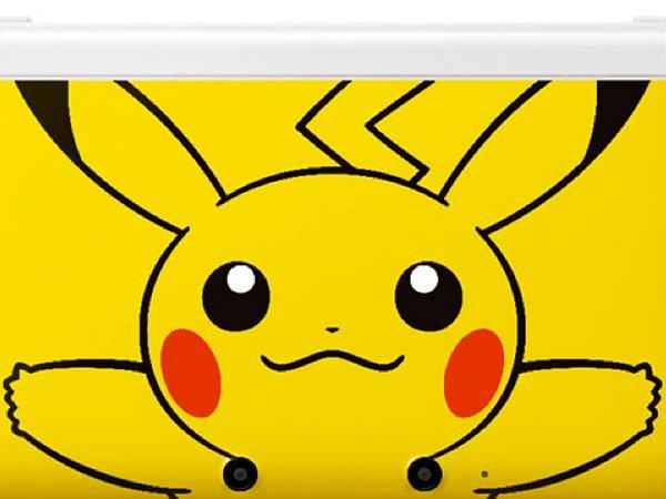 Přenosná herní konzole Nintendo 3DS XL.