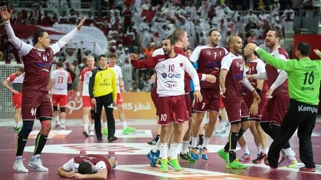 Házenkáři Kataru jsou ve finále MS