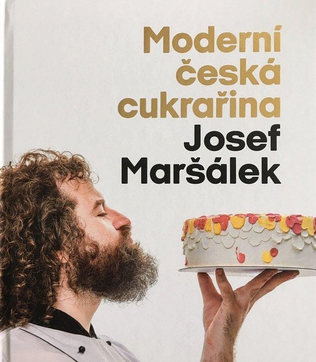 Kniha Moderní česká cukrařina od autora Josefa Maršálka
