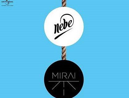 nové album Nebe a Mirai